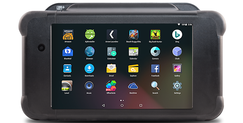 android tablet computer rental