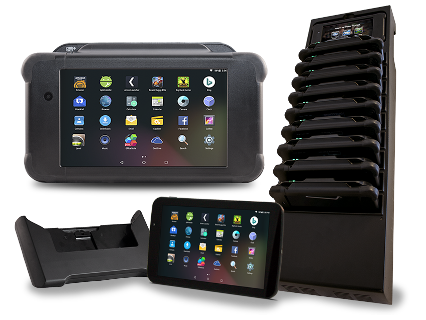 android tablet station