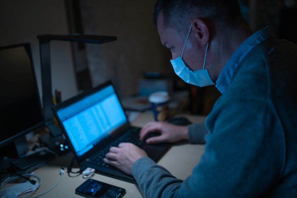coronavirus in the tech world